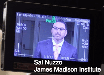 Sal Nuzzo of the James Madison Institute spilled the beans on the deceptive strategy behind the utility-backed Amendment 1.