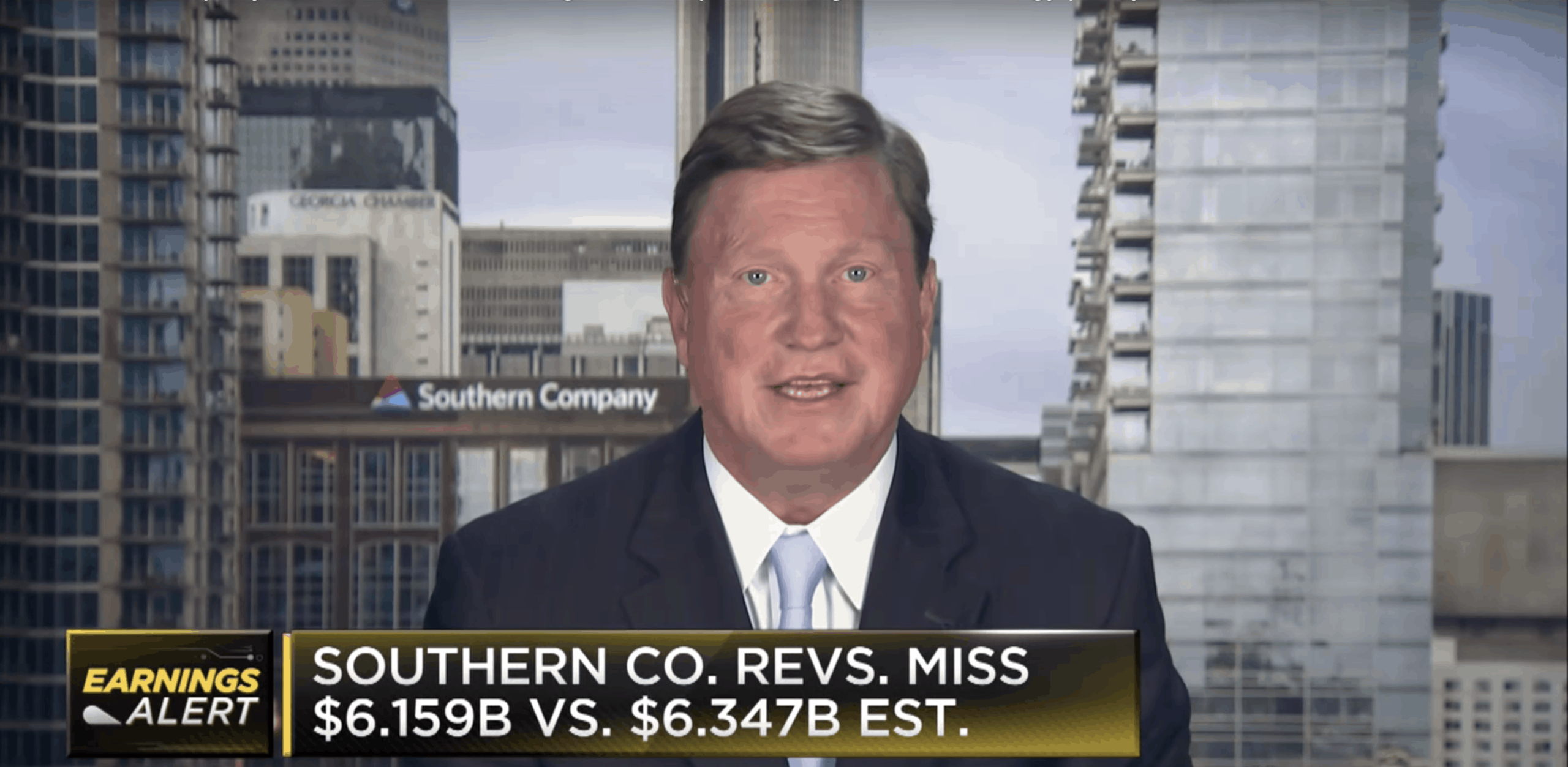 Southern Company CEO Tom Fanning on CNBC